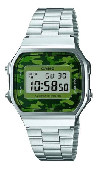 Relógio Casio Vintage Unisex A168wec-3df
