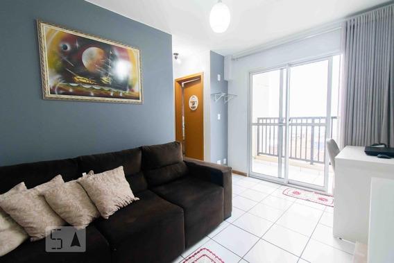 Apartamento Para Aluguel - Samambaia, 2 Quartos, 45 - 893030279
