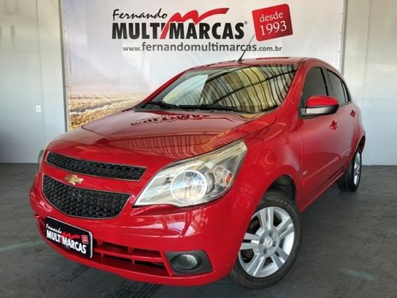 Chevrolet Agile Ltz - Fernando Multimarcas