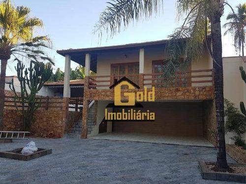 Sobrado 3 Dormitórios 100m² Para Venda  R$ 900.000,00  - Pq. Bandeirantes - Ribeirão Preto Sp - Ca0680