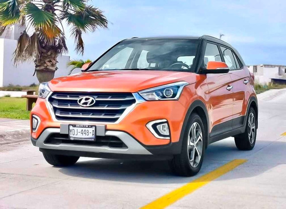 Hyundai Creta 1.6 Limited At 2019