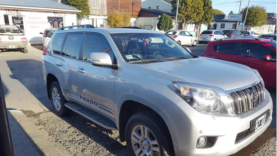 Toyota Prado Vx 2013 Audio Orig Y Multimedia Caska Con Tpms