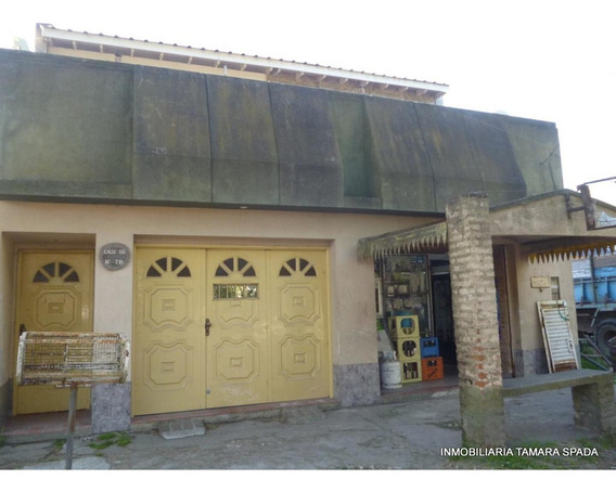Dos Locales + Vivienda En Block En Santa Teresita