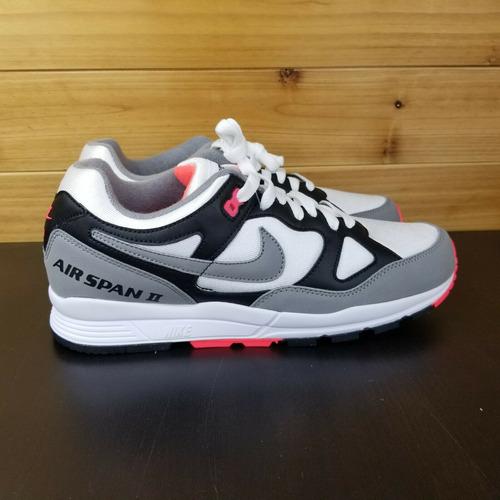 radio limpiar imponer  Zapatillas Hombre Nike Air Span Ii 2 Negras / Dust Solar... | Mercado Libre