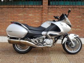 Honda Nt700 Deauville Impecable Permuto Financio Qr Motor