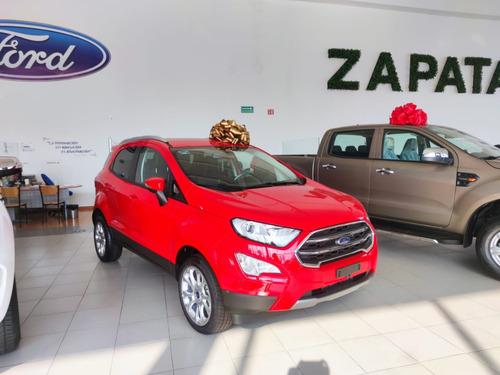 Ford Ecosport Titanium Automatico 2021