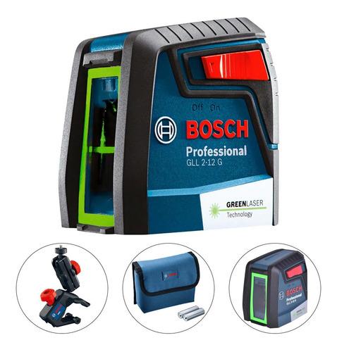Imagem 1 de 10 de Nível A Laser Profissional - Gll 2-12 G  Bosch