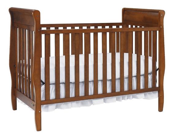 Cuna Para Bebe Convertible Importada Madera 3en1 Beybi Nuevo