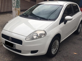 Fiat Punto 1.4 Attractive Flex - 5p - Branco