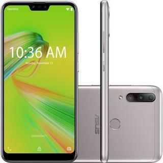 Smartphone Asus Zenfone Max Shot 64gb Cam. Tripla