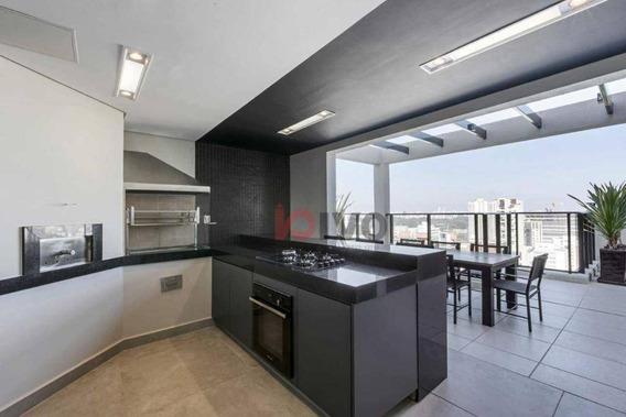Studio Com 1 Dormitório À Venda, 31 M² Por R$ 550.000,00 - Jardim Paulista - São Paulo/sp - St0010