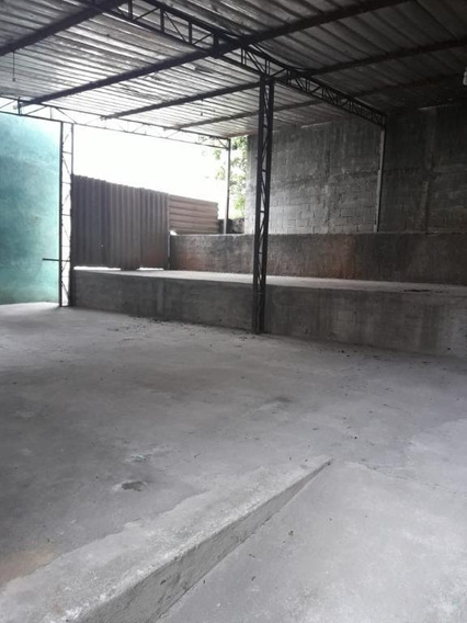 Galpão Para Alugar, 275 M² Por R$ 3.000/mês - Vila Valparaíso - Santo André/sp - Ga0343
