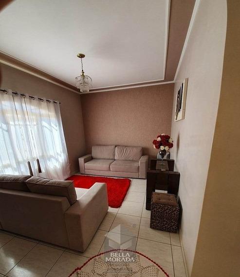 Casa Com Edícula À Venda Jd Ibirapuera Limeira, Sp - Ca-674-1