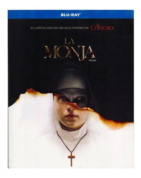La Monja 2018 Pelicula Blu-ray