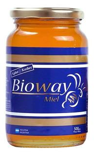 Miel De Abejas 100% Pura Bioway 500gr Kosher Liquida