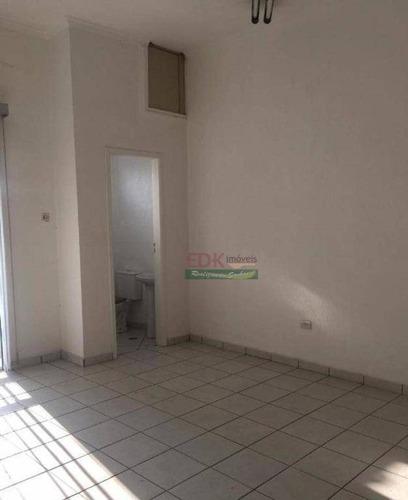 Imagem 1 de 8 de Sala Para Alugar, 62 M² Por R$ 1.300/mês - Jardim Satélite - São José Dos Campos/sp - Sa0302