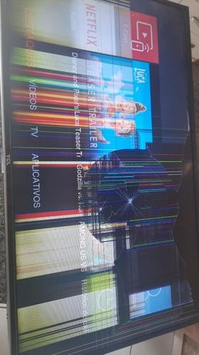 Imagem 1 de 2 de Tv Smart Tcl 43 Polegadas