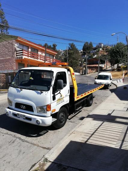 Camion Grua Hidraulica Hyundai Hd 65