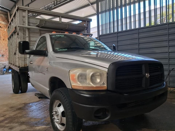 Ram 4000 2007 Diesel Cumins . Oportunidad¡¡
