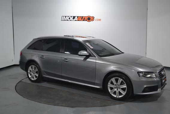 Audi A4 Avant 1.8t Fsi Multiptronic 2011 -imolaautos