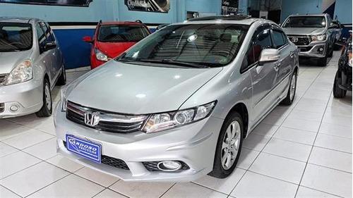 Honda Civic New  Exs 1.8 16v I-vtec (aut) (flex) Flex Autom