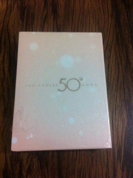 Luz,camera 50 Anos [box 12 Discos Original Lacrado ]