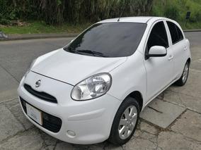 Nissan March Sense 1.6 Mec. Modelo 2013 (433)