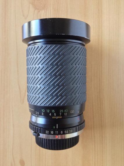 Lente Zoom 28mm - 200mm Macro Para Olympus Om-1