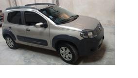 Fiat Uno Way Exelente Estado , Tomo Auto