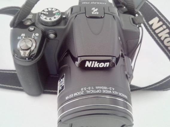 Máquina Fotográfica Nikon Coolpix P520 Semi Profissional