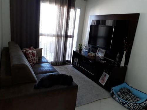 Imagem 1 de 13 de Apartamento À Venda, 70 M² Por R$ 415.000,00 - Osvaldo Cruz - São Caetano Do Sul/sp - Ap0454