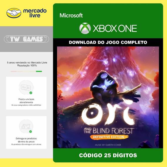 Ori Definitive Edition Código 25 Dígitos Original Xbox One