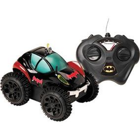 Carrinho Controle Remoto Batman Veiculo De Manobras 3f. Cand