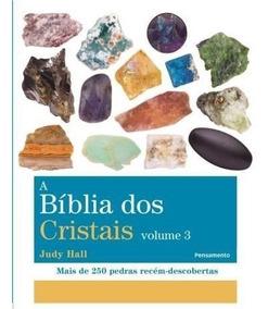 Livro A Bíblia Dos Cristais Volume 3