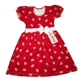 Vestido Infantil Boneca Kit Com 9 Peças Atacado Oferta