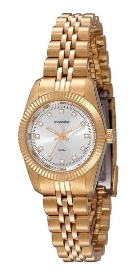 Relógio Mondaine Feminino 94086lpmtds3 Original Novo N.f.e