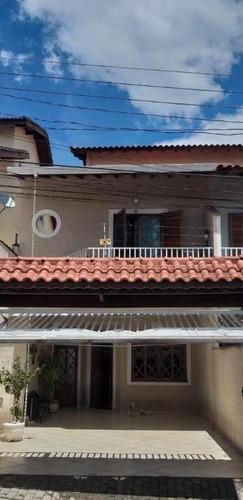 Sobrado Com 3 Dormitórios À Venda, 140 M² Por R$ 745.000,00 - Jardim Bebedouro - Guarulhos/sp - Ai19473