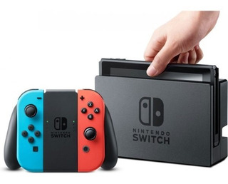 Nintendo Switch Nueva Version Cesar Avenida Tecnologica
