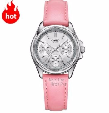 Relógio Feminino Casio Ltp-2088l-4a Fashion Original Japan