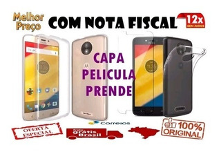 Celular Motog4 Capinha E Película