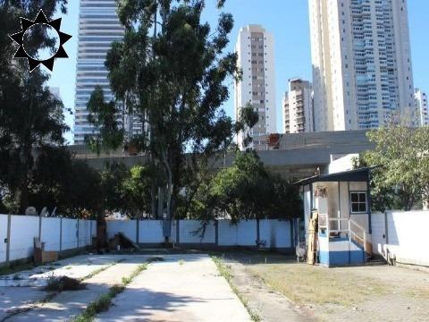 Área Para Venda Campo Belo, São Paulo - Ar00090