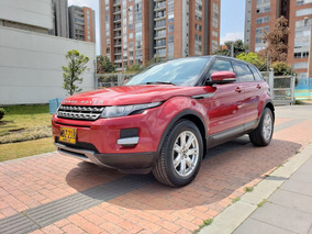 Land Rover Range Rover Evoque Dynamic At 2000 Cc T 2012