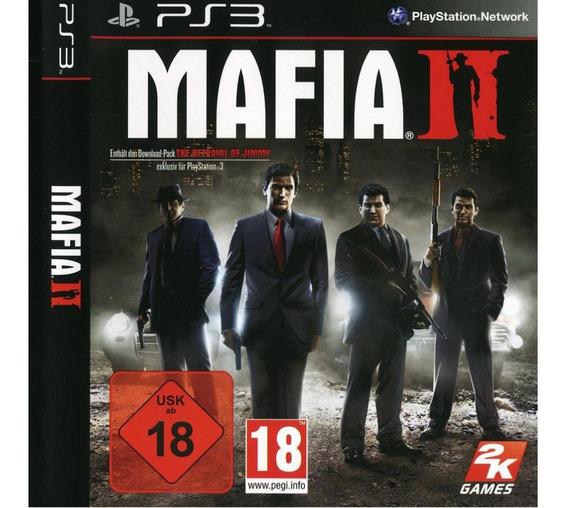 Mafia Ii Ps3 Psn Game Mafia 2 Playstation 3 Promoção