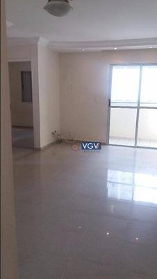 Apartamento Com 2 Dormitórios À Venda, 60 M² Por R$ 320.000 - Jabaquara - São Paulo/sp - Ap1498
