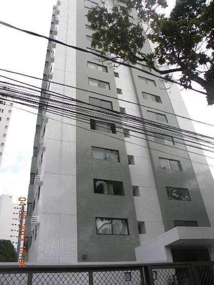 Apartamento Em Jaqueira, Recife/pe De 35m² 1 Quartos Para Locação R$ 1.346,00/mes - Ap588285