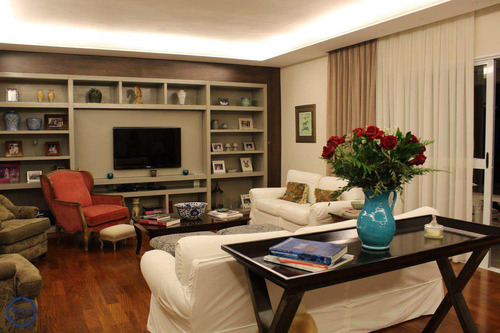Apartamento Com 4 Dorms, Boqueirão, Santos - R$ 2.3 Mi, Cod: 11458 - V11458