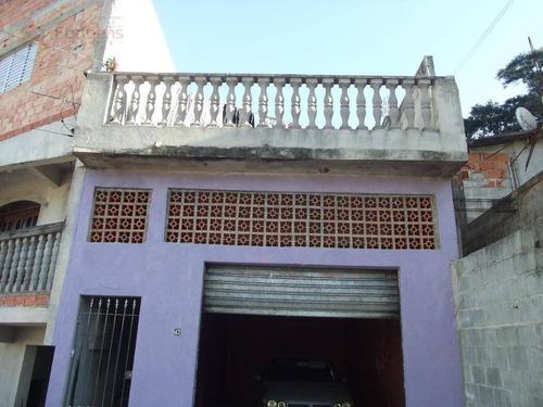 Casa Com 3 Dormitórios À Venda, 150 M² - Serpa - Caieiras/sp - Ca0139