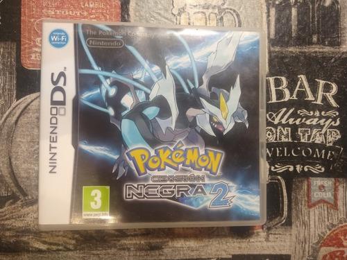 Imagen 1 de 3 de Pokemon Edicion Negra 2 - Original - Nintendo Ds
