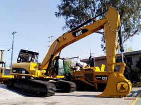 Excavadora Cat 329dl 2009