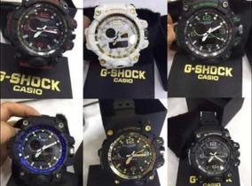 Relógio Cásio G Shok 3 Unidades Preço De Atacado